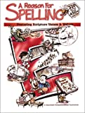 A Reason for Spelling, Level E, Teacher Guidebook and Student Worktext