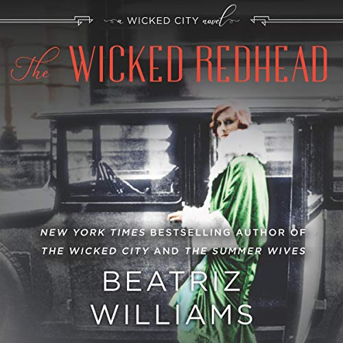 The Wicked Redhead audiobook cover art