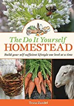 The Do It Yourself Homestead: Build your self-sufficient lifestyle one level at a time