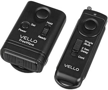 Vello FreeWave Wireless Remote Shutter Release