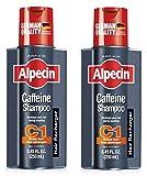 Alpecin - Champú con cafeína para crecer el cabello