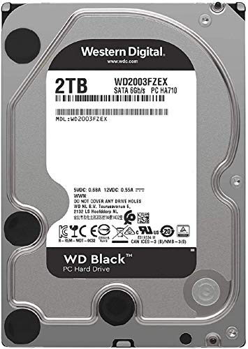 Build My PC, PC Builder, Western Digital WD2003FZEX