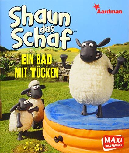 MAXI Shaun das Schaf: Ein Bad mit Tücken