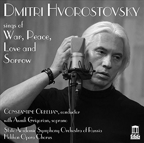 Hvorostovsky sings of War, Peace, Love and Sorrow