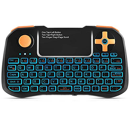 AMBOLOVE Mini Wireless Keyboard