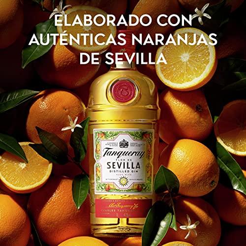 Tanqueray Flor De Sevilla Distilled Gin - 3
