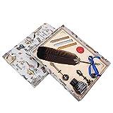 Pluma de plumas vintage, diseño de puntas de talla de alta calidad de 1,0 mm, estilo vintage, hermoso juego de plumas de plumas, ligero y cómodo de agarrar para el hogar, para regalos(Style 5)