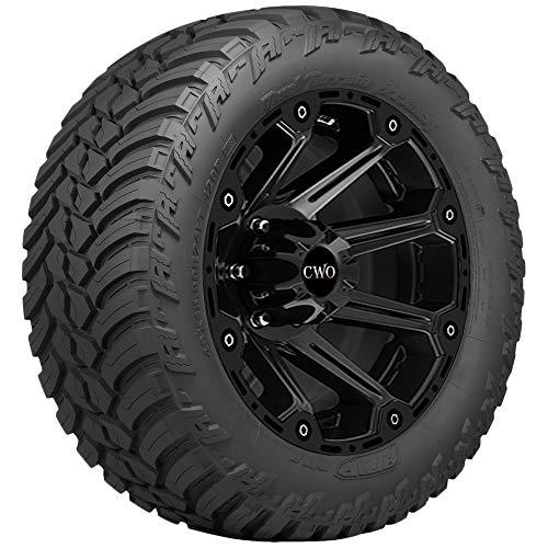 AMP Tires 33-125022AMP/CM2 Mud Terrain Attack M/T A Tire 33x12.50R22 109Q LR E