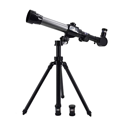 Astronomical Telescope with Tripod Stargazing Educational Children Toy Gift N7