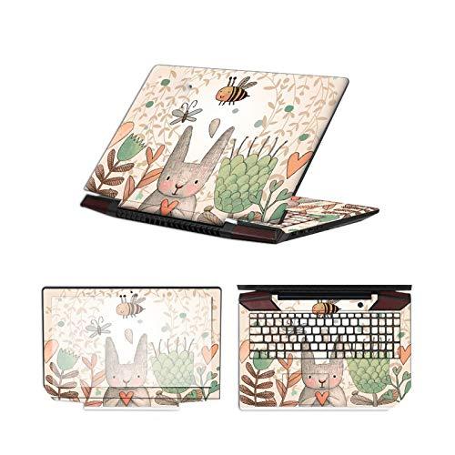 Divertida pegatina para portátil Doodle DIY Notebook Skin Pegatina decorativa para Lenovo Ideapad L340 15IWL 310s 14isk Y700 15isk-WX-081-Ideapad 340C 15IWL