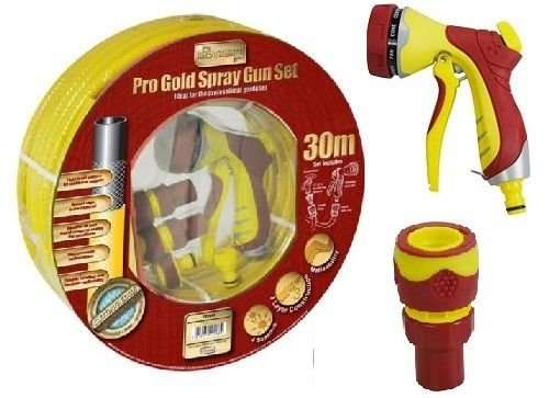 Generic o-1-o-3456-o en tubo Set Premium llow ga pistola Premiu Pro dorado 30m Pray Gu amarillo jardín Pipe fittings ssional profesional manguera NV _ 1001003456-nhuk17_ 947