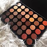 35 colors long lasting shimmer matte Eyeshadow palette collection 35o 35F 35OS 35 OM (35M)
