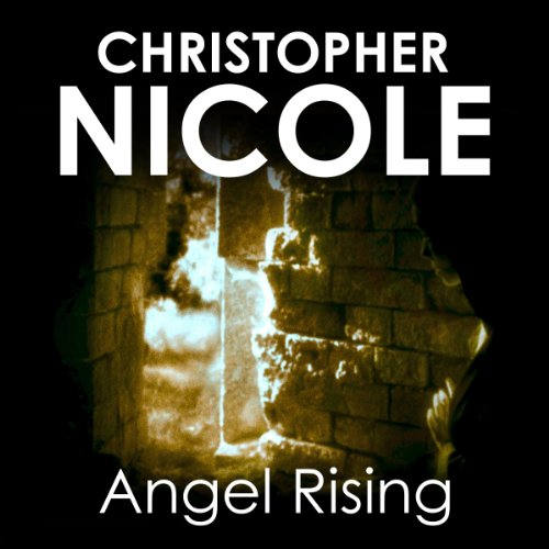 Angel Rising audiobook cover art