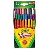 CRAYOLA Twistables Mini Crayons, 24 Colors/Pack, Sold as 24 Each by