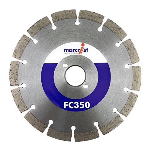 Marcrist Diamant-Trennscheibe FC350 170 mm passend Bepo Montagefräse FFS 170 / FFS 171