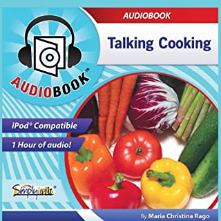 Talking Cooking                   By:                                                                                                                                 Maria Christina Rago                               Narrated by:                                                                                                                                 Maria Christina Rago                      Length: 1 hr and 6 mins     7 ratings     Overall 2.3