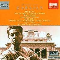 Karajan Edition - Mozart, Mascagni, Puccini: Opera Excerpts (2001-01-01)
