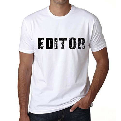 One in the City Hombre Camiseta Vintage T-Shirt Editor
