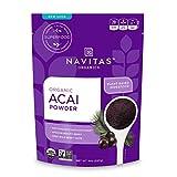 Navitas Naturals Acai Powder, 8-Ounce Pouches