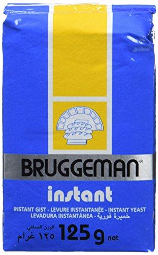 Bruggeman Instant Levadura 12 Paquetes de 125 G, Total 1500 G