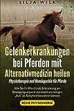 Gelenkerkrankungen bei Pferden mit Alternativmedizin heilen: Wie Sie Ihr Pferd trotz Erkrankung am Bewegungsapparat vor einem vorzeitigen 'Aus' als Reitpferd bewahren koennen (Physiohorse, Band 1)