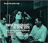 Nana Mouskouri - Nana Mouskouri In New York - The Girl From Greece Sings (Limited edition LP) (1 LP)