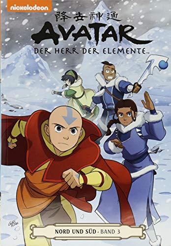 Avatar: Der Herr der Elemente Comicband 16: Nord und Sd - Band 3