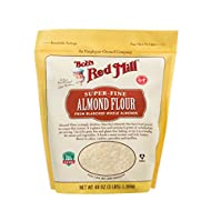 Bob's Red Mill Super-Fine Almond Flour 48 Ounce (Pack of 1)