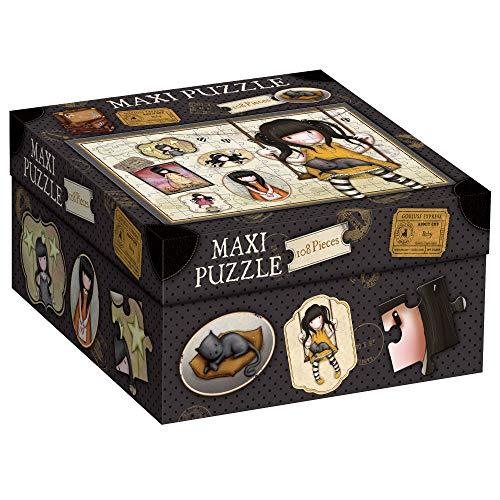 Headu-All Other Gorjuss Maxi Puzzle, 3.HE21758