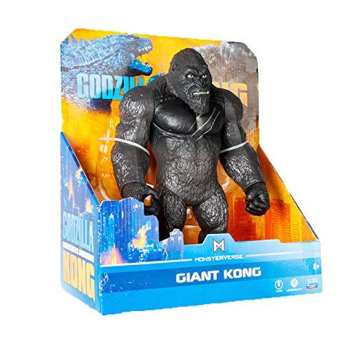 Godzilla vs King Kong spot movie suono e luce super rumorosi (alcuni giocattoli si illumineranno) 30CM PVC action figure collection modello giocattolo regalo per bambini