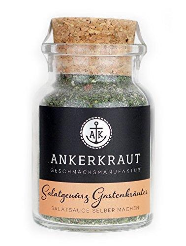 Ankerkraut Salatgewürz Gartenkräuter, 75g im Korkenglas
