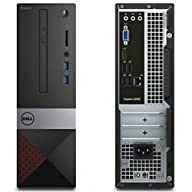 2018 Vostro 3470 Mini Tower 8th Generation Desktop Computer PC (Intel 6 Cores i7 8700, 8GB Ram, 1TB HDD, HDMI, VGA, WiFi…