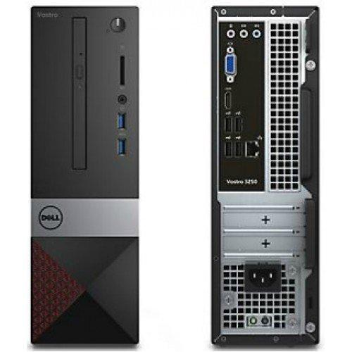 2018 Vostro 3470 Mini Tower 8th Generation Desktop Computer PC (Intel 6 Cores i7 8700, 8GB Ram, 1TB HDD, HDMI, VGA, WiFi, DVD-RW) Windows 10 (Renewed)