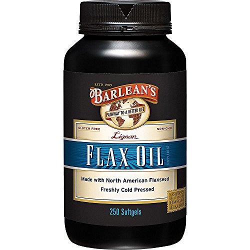 barleans flax seed oil - 1