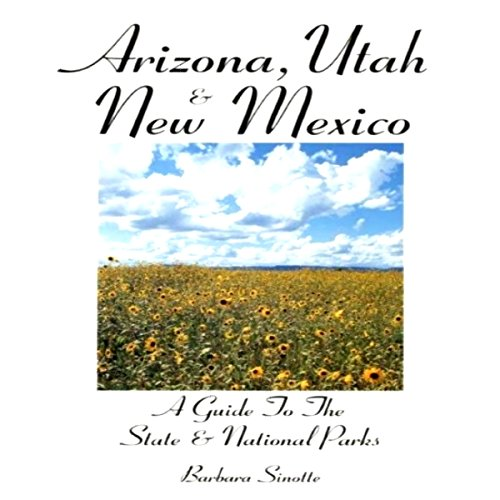 Arizona, Utah and New Mexico audiobook cover art