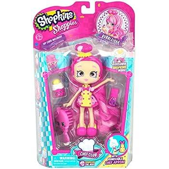 Shopkins Chef Club Shoppies Bubbleisha Doll | Shopkin.Toys - Image 1