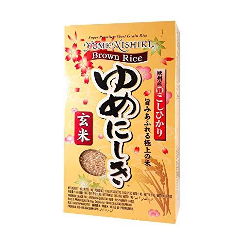 JFC Riso Integrale per Sushi Koshihikari Yume Nishiki 1000 gr