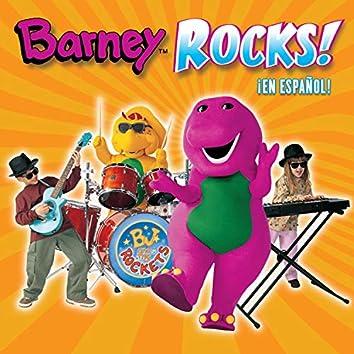 Barney Rocks! (¡en Español!)