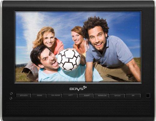 Odys X 810020 Slim TV Tragbarer Fernseher 17,8 cm (7 Zoll)