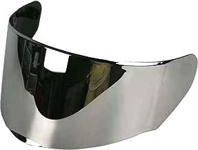 ls2 chrome visor