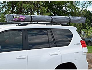 Dobinsons 4x4 Wrap Around Sensu Awning, Covers 10m2 Provides 270 Shade, Perfect Tailgating
