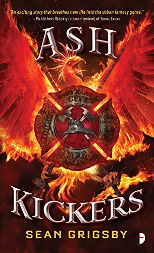 Ash Kickers (Smoke Eaters Book 2)