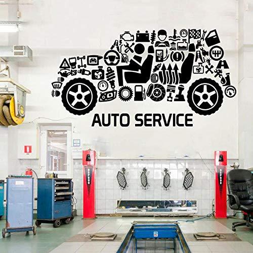 ZJfong CS04 Autoservice, ramen snijden, zelfklevend, reparatie van de auto, zelfklevend, waterbestendig