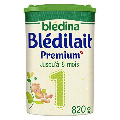 Blédina Blédilait Premium Lait Bébé 1er Age 820 g