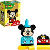 LEGO DUPLO Disney Juniors My First Mickey Build 10898 Building Bricks (9 Pieces)