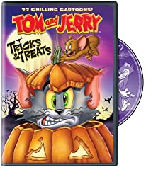 Tom & Jerry: Tricks and Treats?