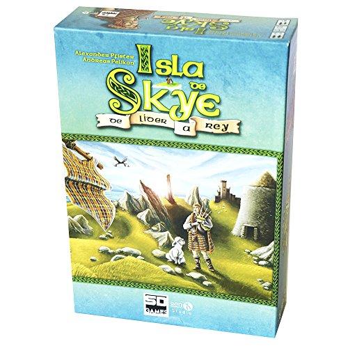 Isla de Skye. De lider a rey