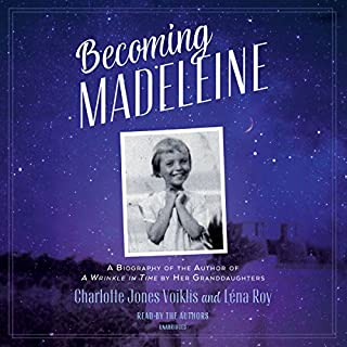 Becoming Madeleine cover art