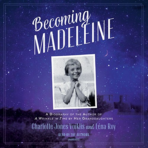 Becoming Madeleine audiobook cover art