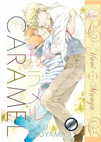 Caramel (Yaoi Manga) (English Edition)